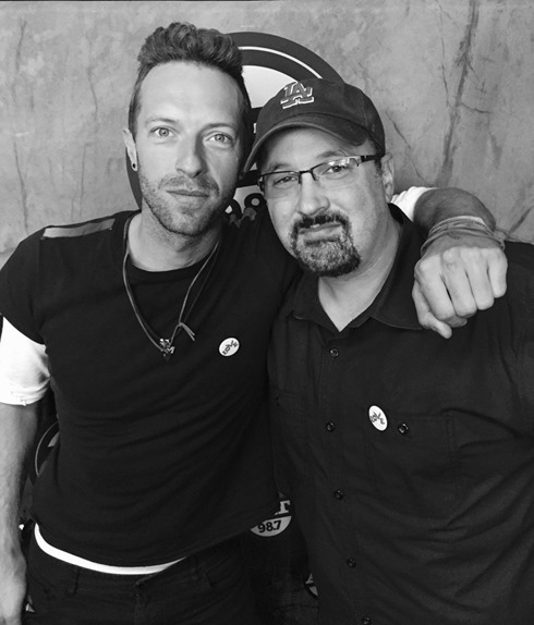 chris martin coldplay woody