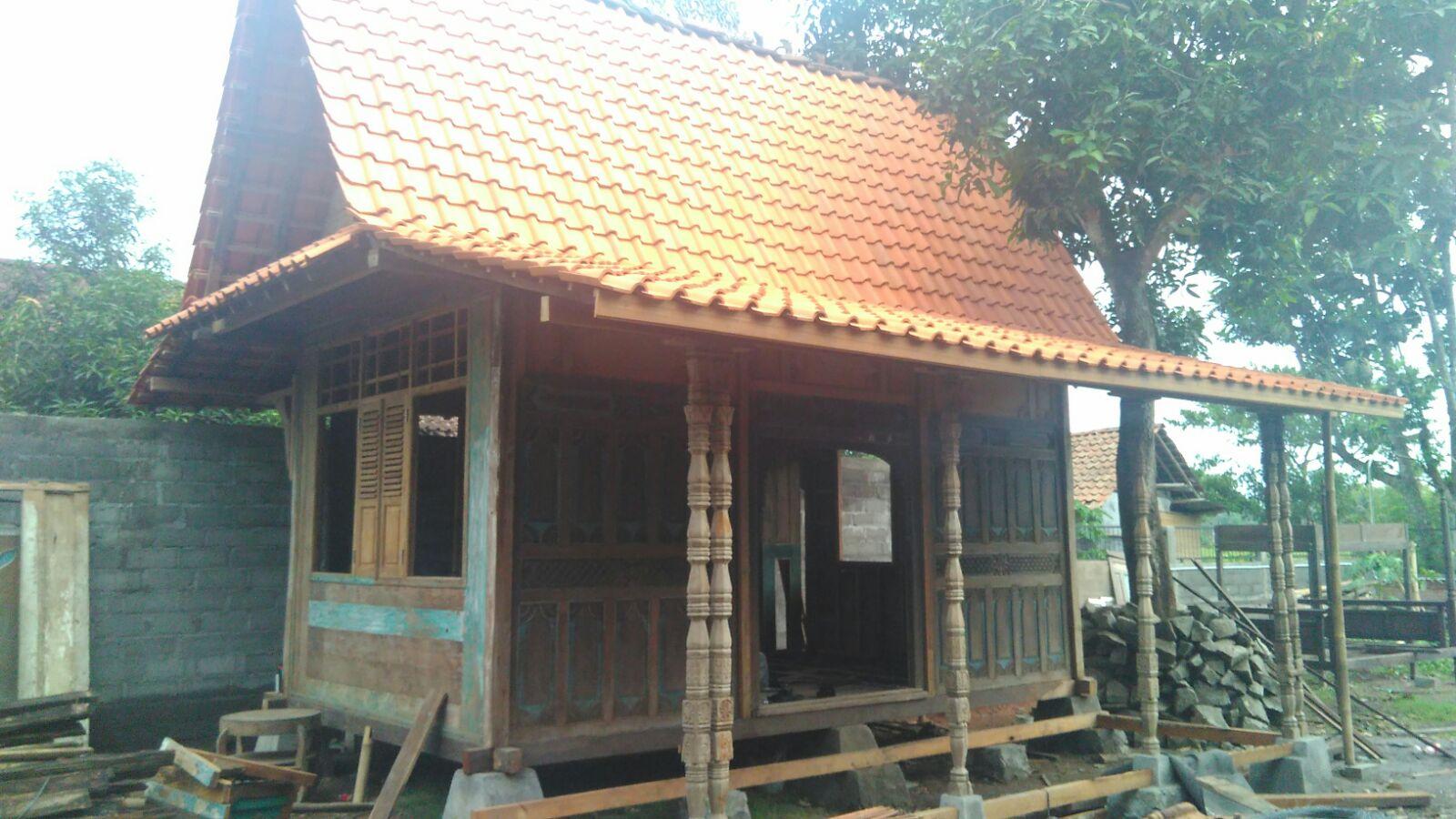 Rumah Panggung Antik furniture dan barang antik: rumah panggung kayu jati kuno & Rumah Panggung Antik - Denah Rumah