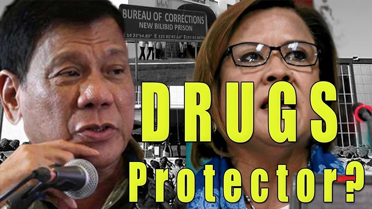 Image of Senator Leila de Lima uttered her opposition against drug killing incidents by delivering a privilege speech.