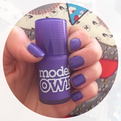 Models Own Ice Neon - Pukka Purple