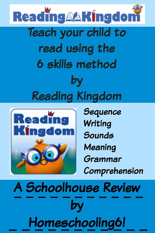A Reading Kingdom Review