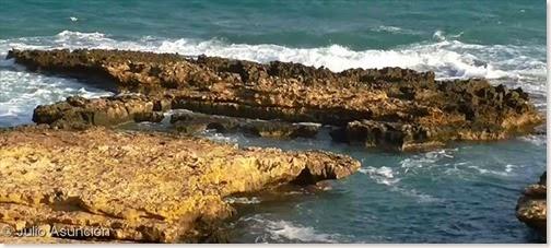 Illeta dels Banyets -  Piscifactoria excavada en la roca