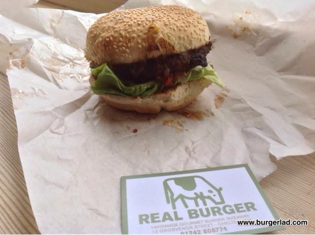 Ghost Chilli Burger