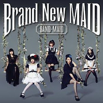 [MUSIC VIDEO] BAND-MAID® – Brand New MAID (Type-A)