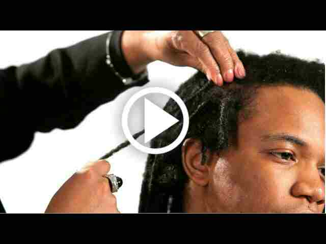 How to Retwist Dreads advise