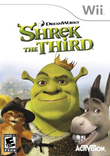 [GAMES] Shrek The Third -PUSSYCAT- (Wii/PAL/UK)