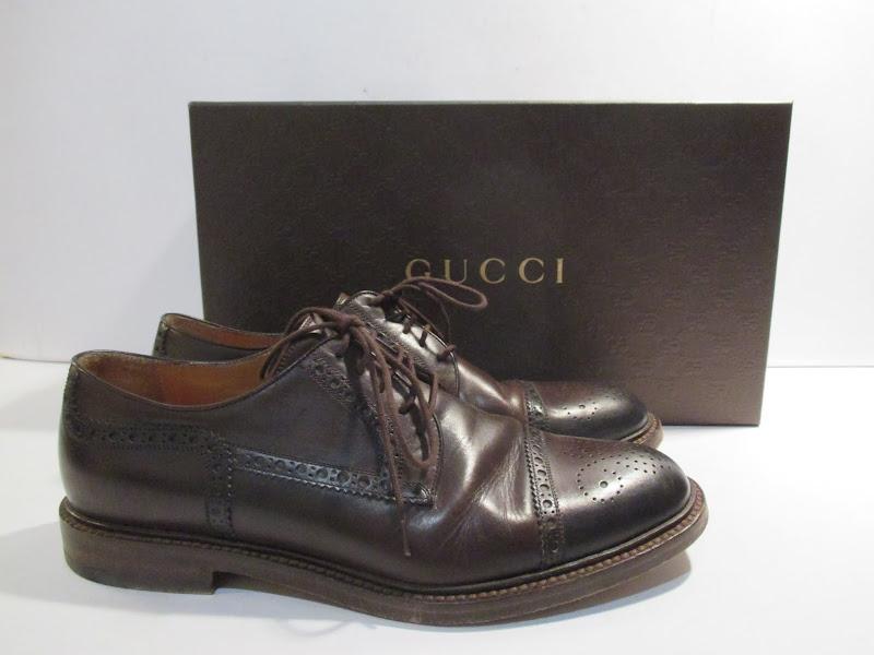 Gucci Oxfords