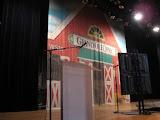 Inside the Ryman Auditorium in Nashville TN 09042011b