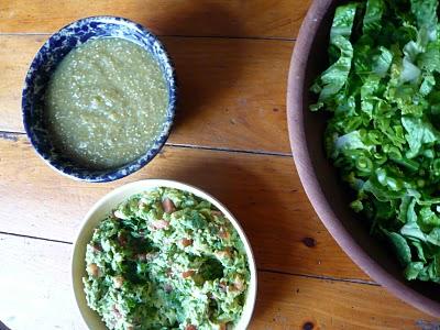 Salsa Verde & Guac