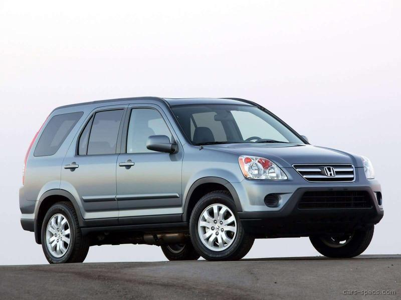 2005 honda cr v suv specifications pictures prices. Black Bedroom Furniture Sets. Home Design Ideas