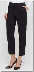 Jigsaw stretch linen blend cigarette pant