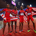 Entire U.S. Men's 4x100m Relay Team from 2012 Olympic Games Stripped of Silver Medal