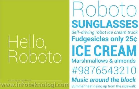 download roboto font