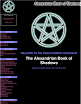 Sekhet Sophia - The Alexandrian Book Of Shadows