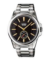 Casio Standard : MTP-E307D-1A