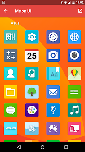 Melon UI Icon Pack- screenshot thumbnail
