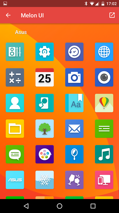 Melon UI Icon Pack Screenshot 4