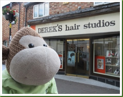 Derek's Hair studios Evesham