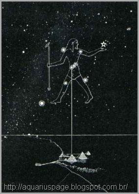 Piramides-relação-Estrelas-o-caçador