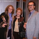 Mª Esther Guzmán, Rosa Gil Bosque y José Luis Ruiz del Puerto