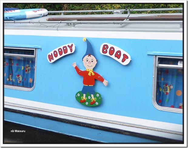 noddy boat