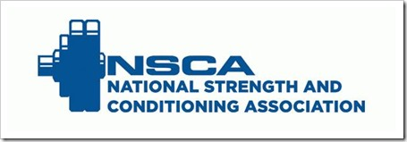 LOGO La National Strength and Conditioning Association (NSCA)