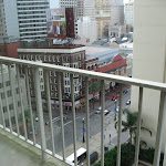 The view from our hotel room in New Orleans 07222012-01