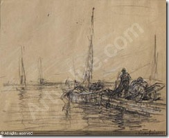 ricard-cordingley-georges-1873-barques-a-cannes-3-3774245