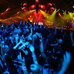 sensation black crowd in Amsterdam, Noord Holland, Netherlands