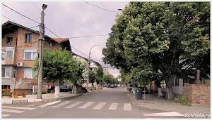 На улицах Ахелоя. Болгария.