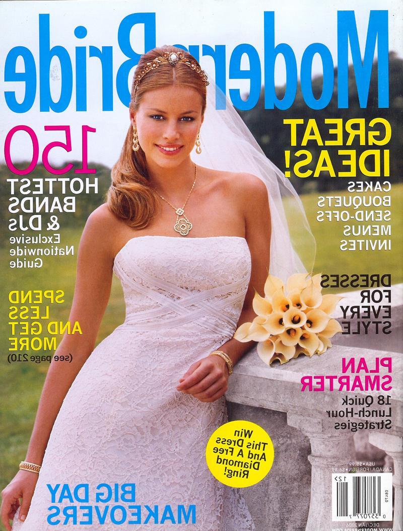 Modern Bride 2006