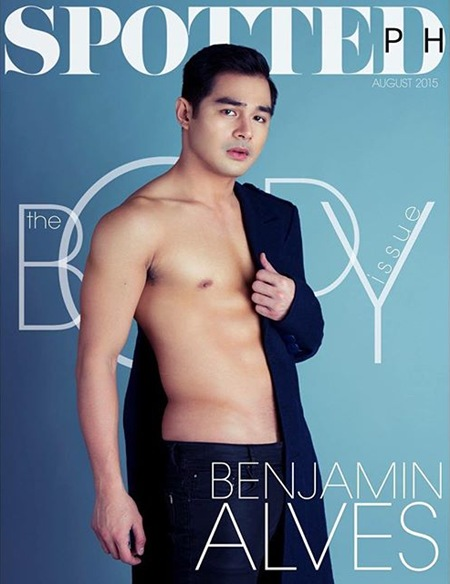 Benjamin Alves for Spotted Aug 2015