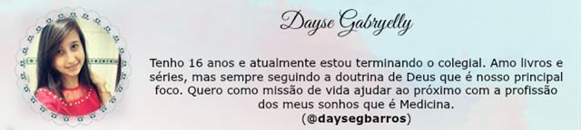 Assinatura Dayse oficial