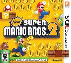 New Supermario Bros 2 [Español] [N3DS] [LB-FS]