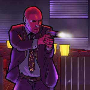 Neon Noir - Mobile Arcade Shooter For PC (Windows & MAC)