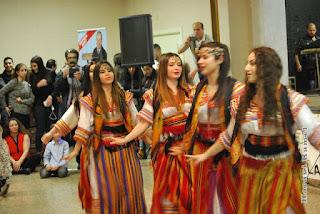 Canada : Les Amazighs de Montreal fêtent l'an amazigh Yennayer2966