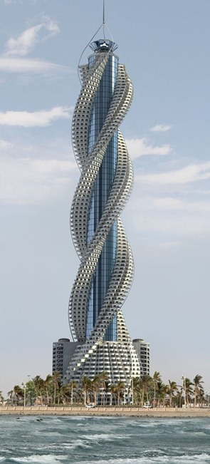 Diamond Tower, Jeddah, Saudi Arabia