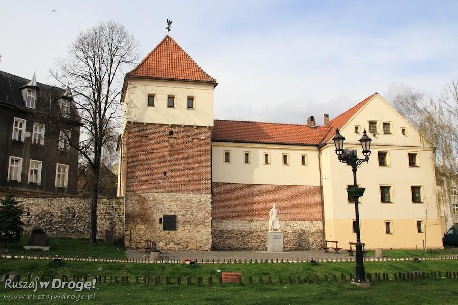 Zamek Piastowski w Gliwicach