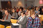 20: Los miembros del Jurado del 3er CIGAJ: Dª Rosa Gil Bosque, Presidenta del Jurado, José María Gallardo del Rey, Giovanni Grano, Wolfgang Weigel y Bogdan Mihailescu.