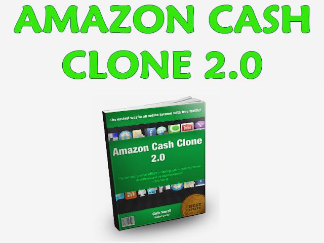 Amazon Cash Clone 2.0