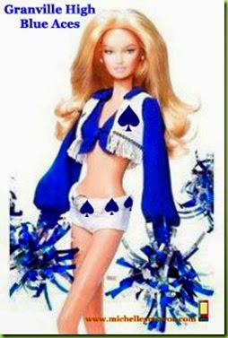Barbie Harf Cheerleader copy