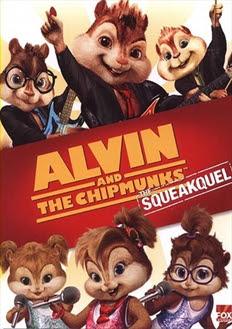 Sóc Siêu Quậy 2 - Alvin And The Chipmunks: The Squeakquel