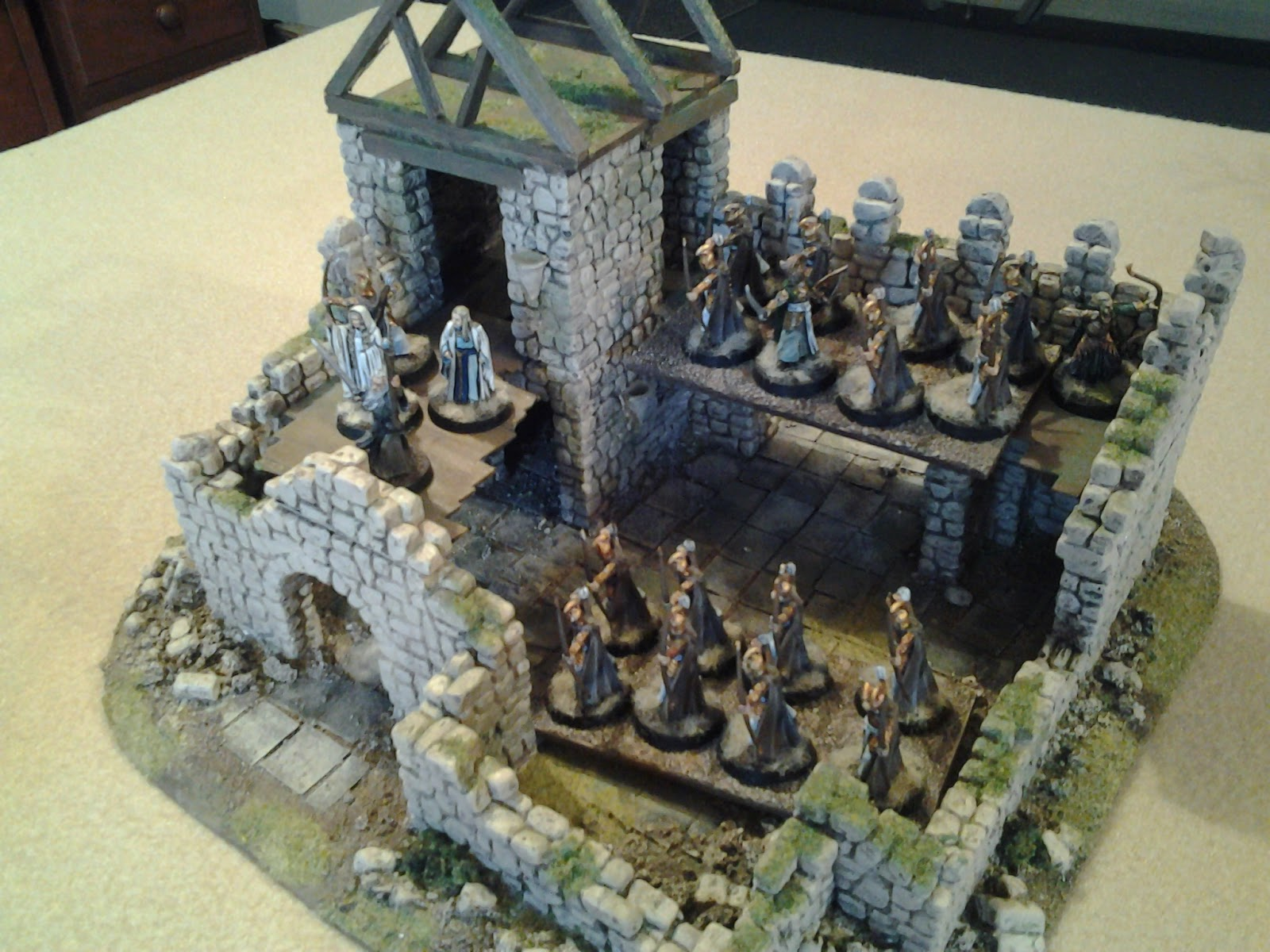 Lord Of The Rings Strategy Battle Game Terrain