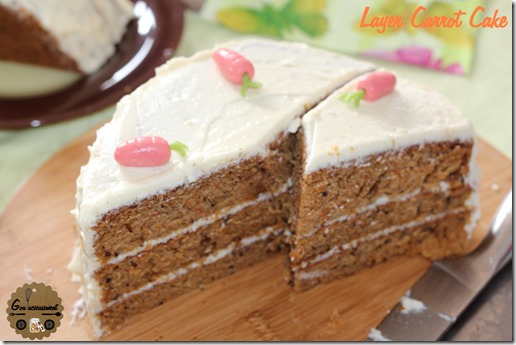 Layer Carrot Cake logo 5