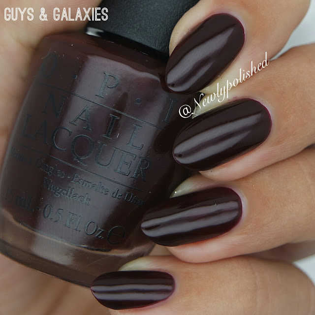 OPI Guys & Galaxies