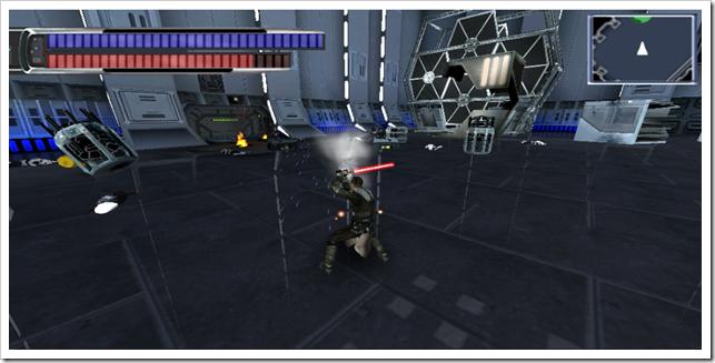 Star Wars The Force Unleashed PSP - Download PSP Games
