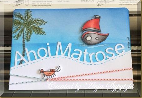 Ahoi Matrose 1