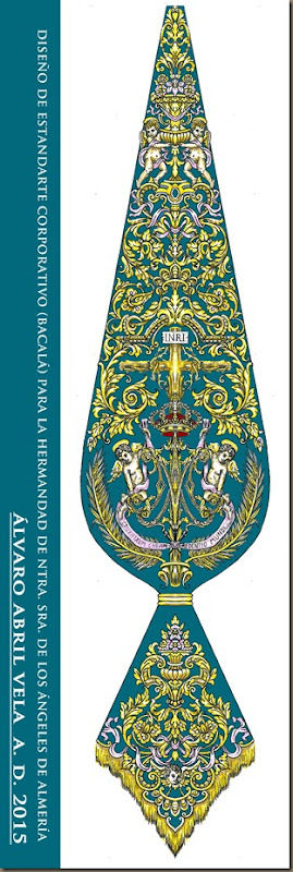 diseño bacala angeles almeria alvaro abril vela pequeño