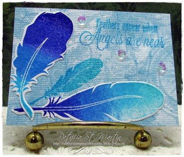 Light as a Feather 2015 ATC c