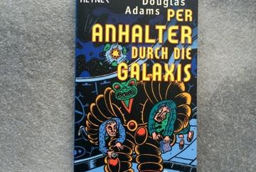 """Rezension """"Per Anhalter durch die Galaxis"""""""